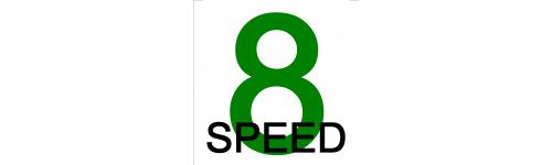 8 biegowe
