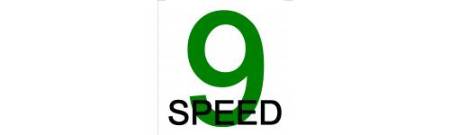 9 biegowe