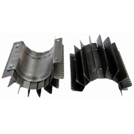 Radiator - wymiennik cieplny 110/250mm