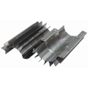Radiator - wymiennik cieplny 110/370mm