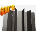 Radiator - wymiennik cieplny 150/500mm szary
