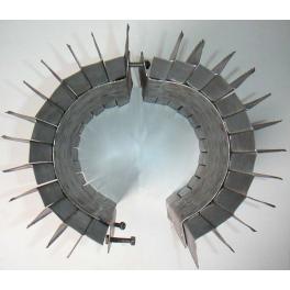 Radiator - wymiennik cieplny 200/370mm