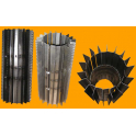 Radiator - wymiennik cieplny 150/500mm