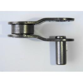 Złączka KMC Złączka Offset Link (singlespeed, pin 9.4mm, 1 komplet, folia)