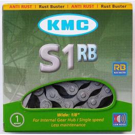 Łańcuch S1RB Nierdzewny (typu RB) Box